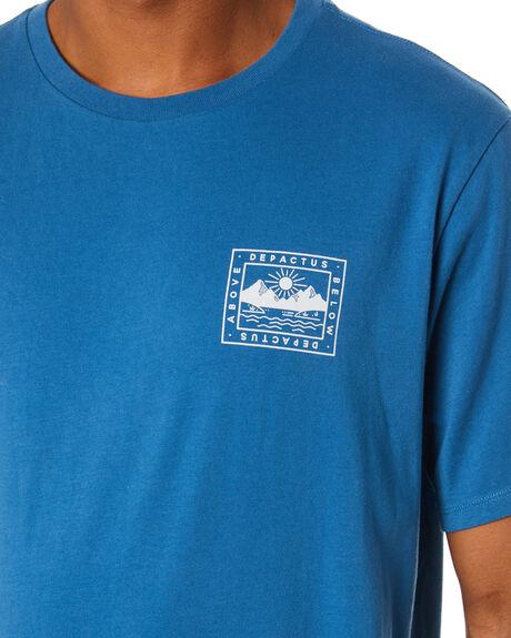BLUE SEA OUTLET MENS DEPACTUS TEES - D5204000BLUSE