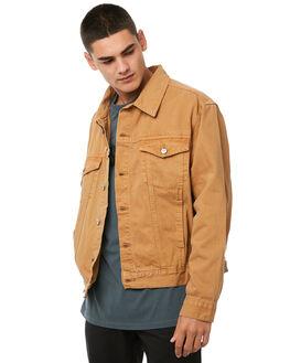 BROWN MENS CLOTHING INSIGHT JACKETS - 5000001949BRN