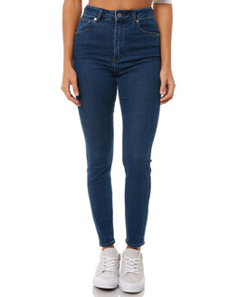 NEW MOON WOMENS CLOTHING A.BRAND JEANS - 71087A3583