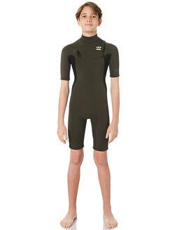 DARK OLIVE BOARDSPORTS SURF BILLABONG BOYS - 8781420DRKOL