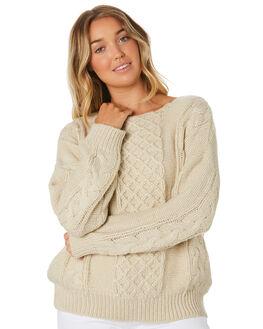 35f37fea0718 OATMEAL WOMENS CLOTHING LILYA KNITS + CARDIGANS - DK10-LAW19OAT
