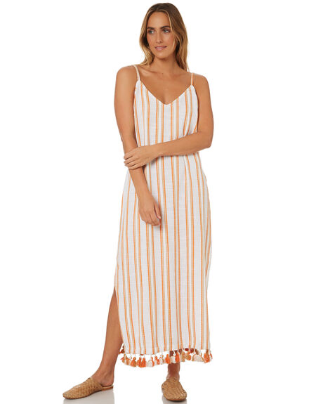 STRIPE WOMENS CLOTHING TIGERLILY DRESSES - T382437STR