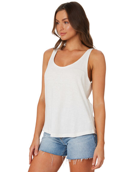 OFF WHITE WOMENS CLOTHING RIP CURL SINGLETS - GTEBO20003