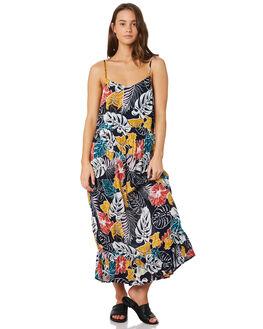 BOLD BLOOM WOMENS CLOTHING O'NEILL DRESSES - 5421601BBM