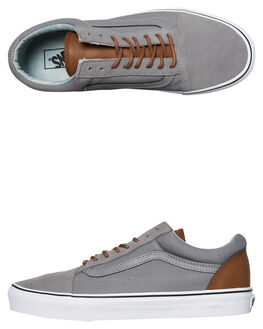 FROST GRAY ACID MENS FOOTWEAR VANS SNEAKERS - VNA38G1Q70GRY