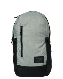 GRAY HEATHER MENS ACCESSORIES BURTON BAGS + BACKPACKS - 16338107020