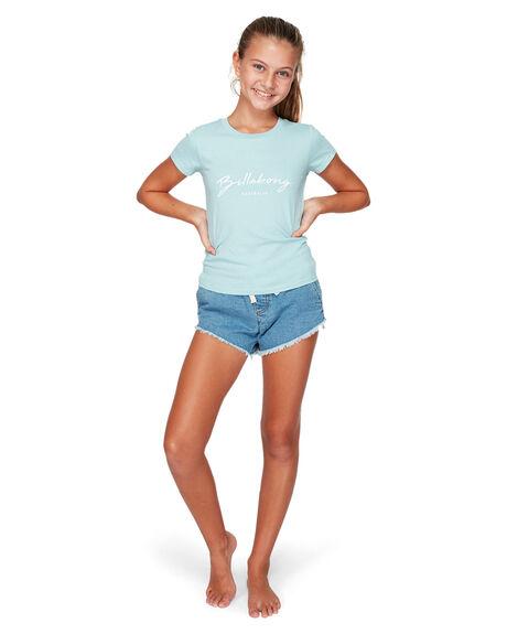 SURFWASH KIDS GIRLS BILLABONG TOPS - BB-5591001-S89