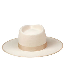IVORY WOMENS ACCESSORIES LACK OF COLOR HEADWEAR - IVORRANCH1IVRY