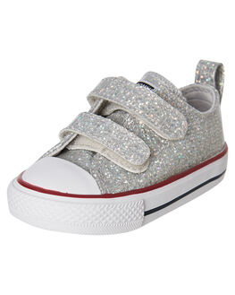 MOUSE ENAMEL KIDS GIRLS CONVERSE SNEAKERS - 763551CMENM