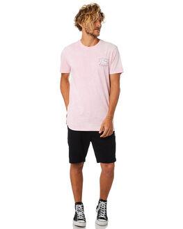 ROSE WATER MENS CLOTHING RUSTY TEES - TTM2032ROW