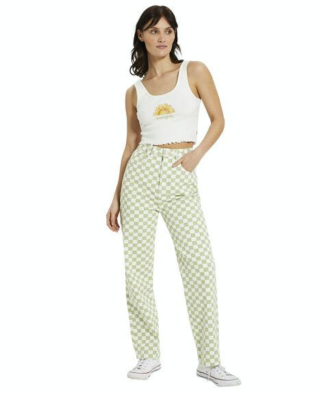 OAT WHITE WOMENS CLOTHING INSIGHT SINGLETS - 38972800023