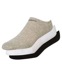 MULTICOLOUR MENS CLOTHING NIKE SOCKS + UNDERWEAR - SX7673-901