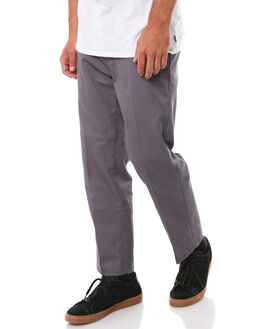 STORM GREY MENS CLOTHING GLOBE PANTS - GB01736011STMGY