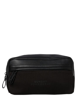 BLACK WOMENS ACCESSORIES SUNDAY SOMEWHERE BAGS + BACKPACKS - SUPG18052844