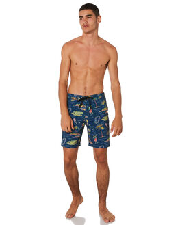 INSIGNIA BLUE MENS CLOTHING BANKS BOARDSHORTS - BS0164INBLU