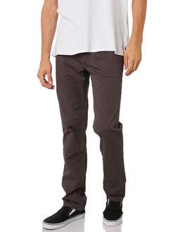 ASPHALT BLACK MENS CLOTHING VOLCOM PANTS - A1111703ASB 82ac4fc57362