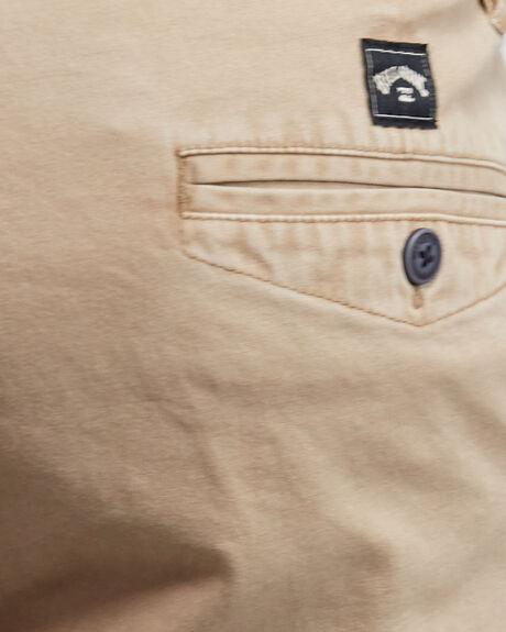 KHAKI MENS CLOTHING BILLABONG SHORTS - BB-9503706-KHA