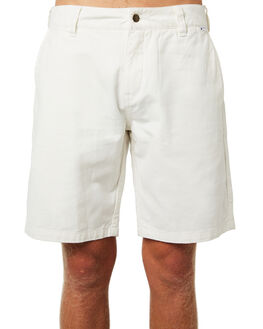 OFF WHITE MENS CLOTHING AFENDS SHORTS - M183305OFWHI