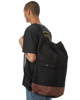BLACK MENS ACCESSORIES SWELL BAGS + BACKPACKS - S51731556BLK
