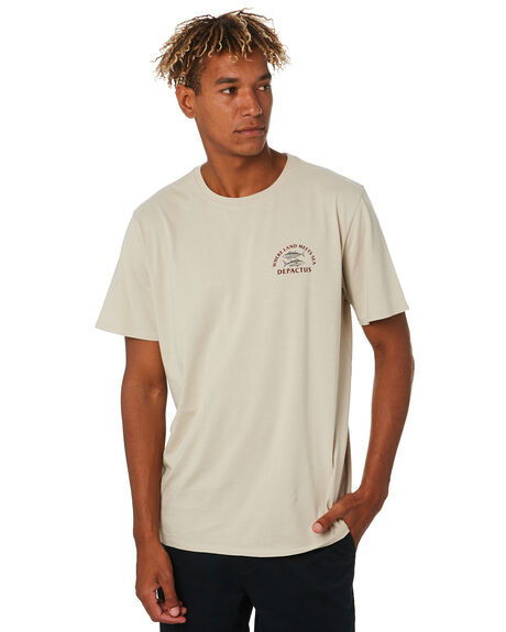 PUTTY MENS CLOTHING DEPACTUS TEES - D5203007PUTTY