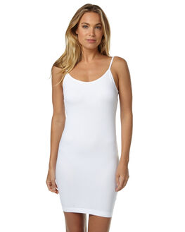 WHITE WOMENS CLOTHING BETTY BASICS DRESSES - BB105WHI