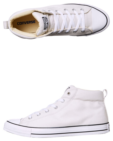PALE PUTTY WHITE MENS FOOTWEAR CONVERSE SNEAKERS - 157532PUTT