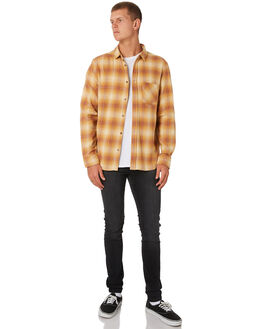 GREY MENS CLOTHING INSIGHT SHIRTS - 5000003616GRY