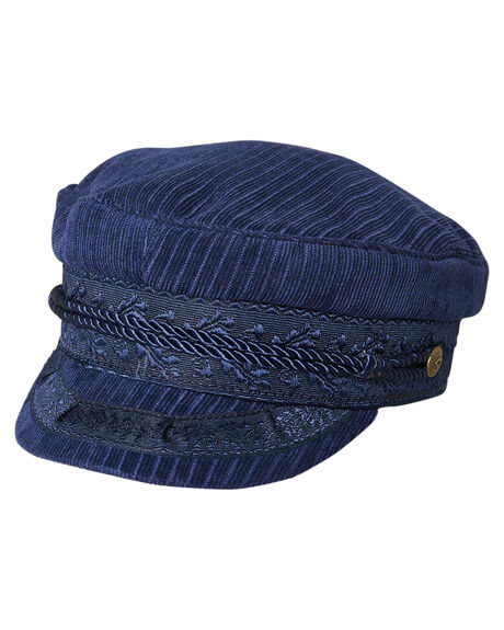 870982bfca1 Brixton Albany Cap - Patriot Blue