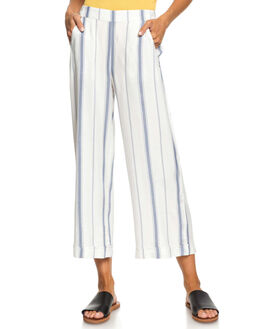 MARSHMALLOW WOMENS CLOTHING ROXY PANTS - ERJNP03212WBT4