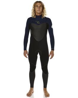 BLACK SURF WETSUITS RIP CURL STEAMERS - WSU6NF0090