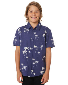 NAVY KIDS BOYS SWELL TOPS - S3193168NAVY