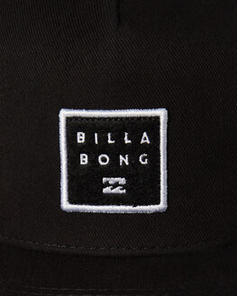 BLACK MENS ACCESSORIES BILLABONG HEADWEAR - 9681319ABLK