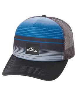 BLUE AOP MENS ACCESSORIES O'NEILL HEADWEAR - 57123025900