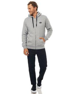 GREY MARLE MENS CLOTHING DEPACTUS JUMPERS - D5171445GRYMA
