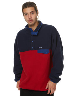 CLASSIC RED MENS CLOTHING PATAGONIA JUMPERS - 25580CSRD