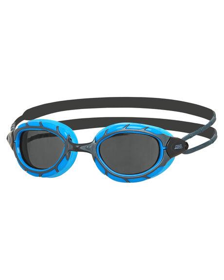 BLUE BLACK SMOKE BOARDSPORTS SURF ZOGGS ACCESSORIES - 335862BBLKS