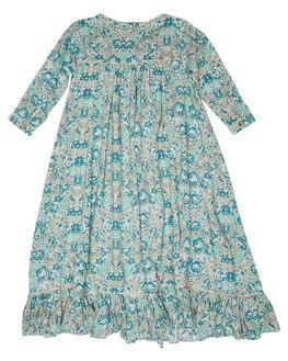 MULTI KIDS GIRLS CHILDREN OF THE TRIBE DRESSES + PLAYSUITS - GRDR0366MULT