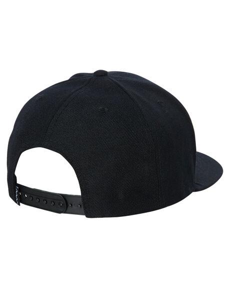 BLACK MENS ACCESSORIES SWELL HEADWEAR - S5201611BLK