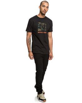 BLACK RINSE MENS CLOTHING DC SHOES JEANS - EDYDP03383KVJW
