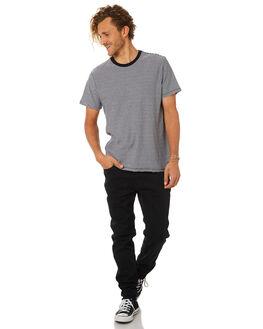 BLACK MENS CLOTHING BILLABONG TEES - 9582005BLK