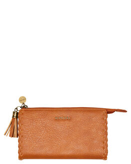 TAN WOMENS ACCESSORIES RIP CURL PURSES + WALLETS - LWUIA11046
