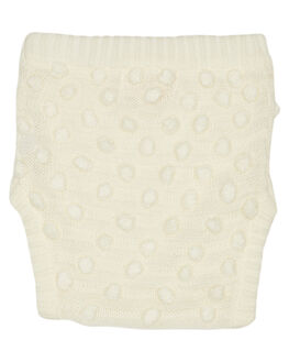 CREAM KIDS BABY CHILDREN OF THE TRIBE CLOTHING - BBSH0343CRM