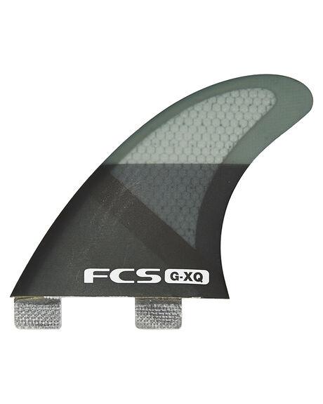 SMOKE SLICE BOARDSPORTS SURF FCS FINS - PCGX-137-04-RSMKSL1