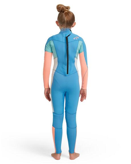 MAUI BLUE BOARDSPORTS SURF BILLABONG GIRLS - BB-5717810-MUB