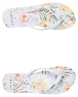 WHITE PALMS WOMENS FOOTWEAR RIP CURL THONGS - TGTF071000