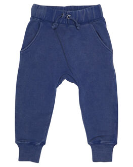INDIGO BLUE KIDS TODDLER BOYS ROCK YOUR BABY PANTS - TUP1819-IBINDBL