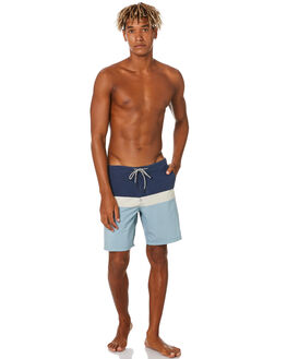 NAVY MENS CLOTHING KATIN SHORTS - TRSTA06NVY