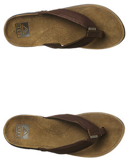 CAMEL MENS FOOTWEAR REEF THONGS - 2616CAM