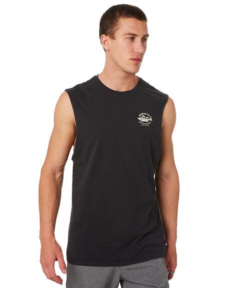 COAL MENS CLOTHING DEPACTUS SINGLETS - D5182272COAL