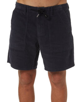 NAVY MENS CLOTHING RHYTHM SHORTS - OCT18M-WS01-NAV